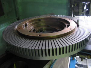 Automatic Slinky Machine for Disc Type Motor Iron Core pictures & photos