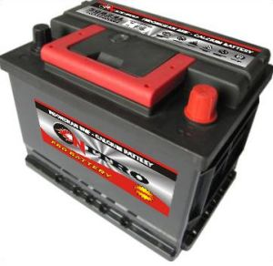 Auto Battery DIN62 12V62ah pictures & photos
