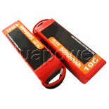 Lipo Battery Pack for RC Airplane (HP10-8745135-5000-5S1P)