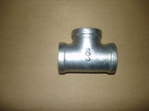 Malleable Iron Pipe Fitting-Tee
