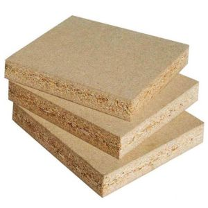 Hot Selling Plain Particle Board with Melamine Coated