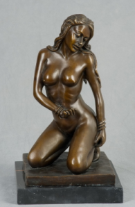 Bronze Sculpture Figure Statue (HYF-1029)