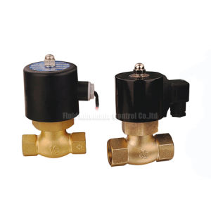 Orifice 17~50mm 2L High Temperature Solenoid Valve
