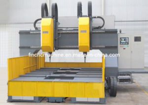Gantry Movable CNC Plates High-speed Drilling Machine  Model PHD3030A/2 pictures & photos