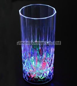 Promotional Shot Glass Juice Cup Shinning Glass Cup (RH16)