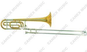 China Tenor Tuning Slide Trombones TB62C-L - China Tenor