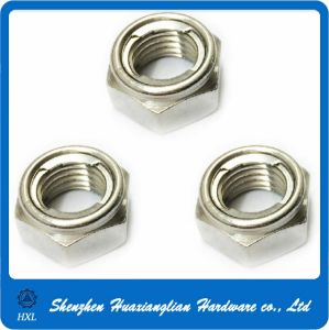 Self Locking Nut >> Din 980 All Stainless Metal Self Lock Self Locking Nut