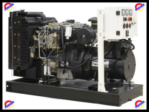 China 52kw/65kVA Silent Diesel Generator Set Powered by Perkins