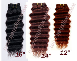 French Wave Human Hair Extensions