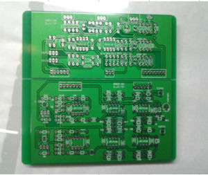 New Design Double-Sided Rigid Prototype PCB