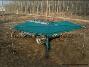 Car Roof Awning for Camping pictures & photos