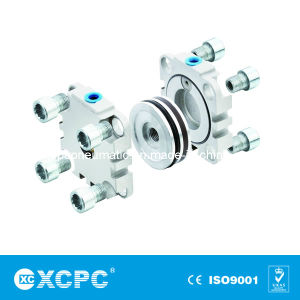 Compact Cylinder Assembly Kits ISO6431 (ADVU series) pictures & photos