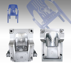 Plastic Chair Injection Moulds pictures & photos