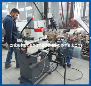Aluminum Window Door Machine with Triple Drilling and Single Milling