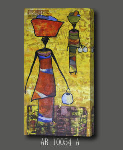 Art Painting, Canvas Oil Painting (AB 10054 A)