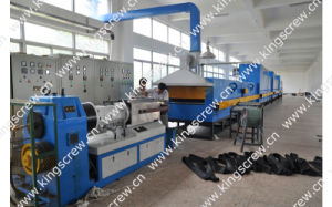 Rubber Insulation Foam Hose & Sheet Line