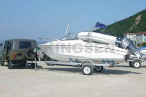 Speed Boat / Motor Boat with 85HP Yamaha Engine (GCS550)
