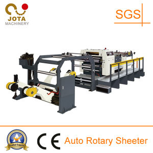 Automatic Fluting Paper Cross Cutting Machine pictures & photos