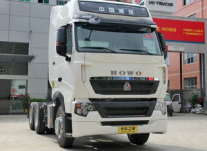 Cnhtc Sinotruk HOWO A7 Tractor Truck for Middle East Market Zz4257n3247n1b