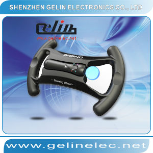 Multifunction Steering Wheel for PS3 Move Accessory