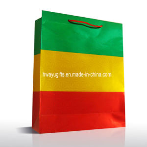 Holographic Paper Bag (HY-4002)
