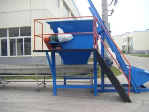 Pet Bottles Bale Opener/Opening Machine pictures & photos