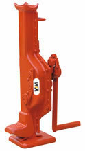 Steel Jack with Milled Rack (HVS Series)