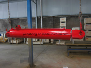 China Double Acting Hydraulic Cylinder for Flash Butt Welding Equipment