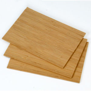 8mm Thick 1-Ply Bamboo Decrotive Panels Carbonize Horizontal