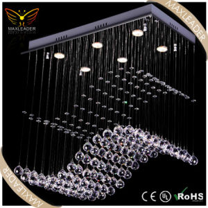 Crystal Lighting with Ceiling Modern light Chandelier (MD7098)