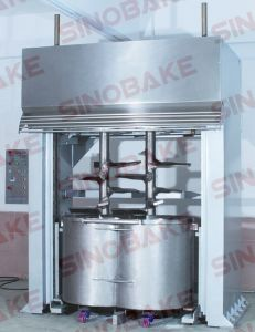 Vertical Dough Mixer for Biscuit Production (HML500) pictures & photos
