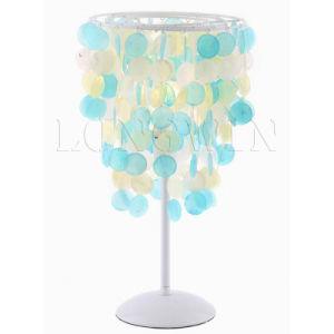 China Capiz Shell Table Lamp Ts217 China Capiz Shell Table Lamp