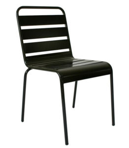 Iron Steel Dining Chair (CSC-117) pictures & photos