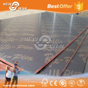 Phenolic Film Faced Plywood Prices / Construction Formwork Plywood pictures & photos