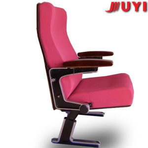 Auditorium Folding Chair Conference Room Chair with ABS Tablet Jy-606s pictures & photos