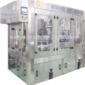 Aluminum Can Filling Machine for Milk and Carbonated Drinks pictures & photos