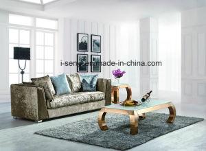 Modern Italian Living Room Furniture Hotel Reception Sofa