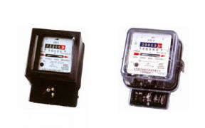 Single Phase Active Watthour Meter (DD862A)