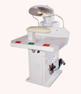 Steam Iron Vacuum Table for Dry Cleaning Business pictures & photos