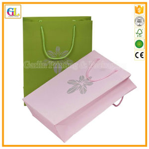 Paper Packaging Bag Printing Service (OEM-GL006) pictures & photos