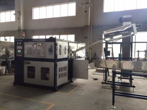 Blow Molding Machine for Cosmetic Bottle pictures & photos