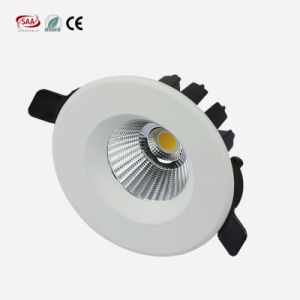 Hot Selling Mini Recessed LED COB Lamp 5W 7W with 4000K CCT 75mm Cut Hole for Living Room pictures & photos