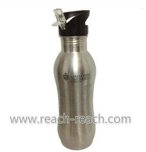 Stainless Steel Drinking Sports Water Bottle (R-9106) pictures & photos