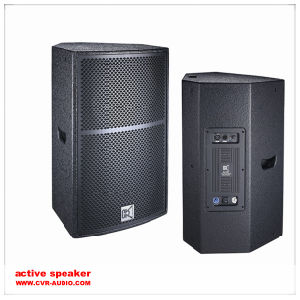 300 Watts Powered PA Speaker Active Sound System pictures & photos