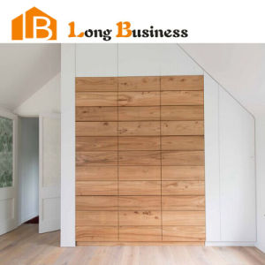 China Wall Inserted Wooden Shoe Rack Closet Without Doors Lb Al3026
