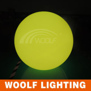 3D Color Changing Flashing LED Ball for Party
