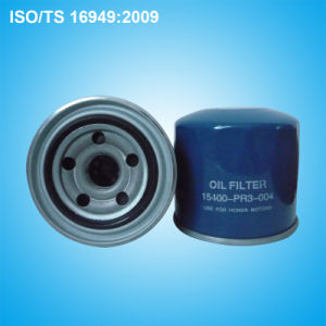 Oil Filter 15400-Pr3-004 Use for Honda pictures & photos