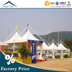 China 6X6m Outdoor Gazebo Pagoda Tents for Exhibition or Party Event pictures & photos