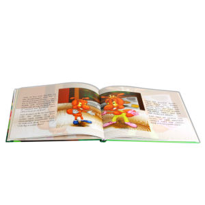 Full Color Hardcover Children Book for Parents pictures & photos