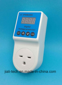 Automatic Power Voltage Protector 15A with LED Digital Display 15A Us 6-15